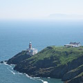 Lighthouse Howth by Marlou Charlotte De Win