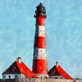 Lighthouse - Id 16217-152045-8706 by S Lurk
