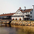 Lighthouse Inn At Bass River by Frederic Kohli