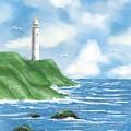 Lighthouse  by Kathleen Hromada