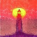 Lighthouse by Leonardo Digenio