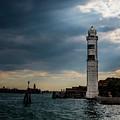 Lighthouse Murano by Wolfgang Stocker