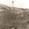 Lighthouse Nova Scotia by Patricia Bigelow