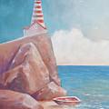 Lighthouse by Olga Yatsenko