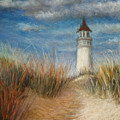 Lighthouse On A Hill by Susan Jenkins