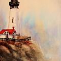 Lighthouse Point by Patricia L Davidson