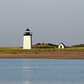 Lighthouse Provincetown 1 by Gregory E Dean