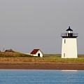 Lighthouse Provincetown 3 by Gregory E Dean