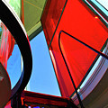 Lighthouse Reflections by Jost Houk