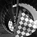 Lighthouse Spiral by Crystal Garner