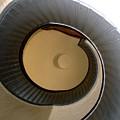 Cabrillo Spiral Staircase by Marta Robin Gaughen