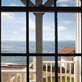 Lighthouse Window by Sharon Foster