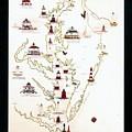 Lighthouses Of The Chesapeake Bay by Myrna McGrath