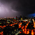 Lighting Over Kansas City by Steven Crown