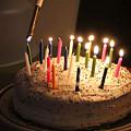 Lighting The Candles by Cynthia Guinn