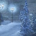 Lighting The Way Home 3  by J O Huppler