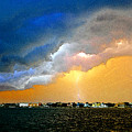 Lightning Bolt by David Lee Thompson