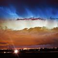 Lightning Cloud Burst Boulder County Colorado Im34 by James BO  Insogna