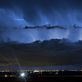 Lightning Cloud Burst by James BO  Insogna