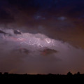 Lightning In The Sky by James BO  Insogna