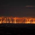 Lightning Over Santa Ynez Valley by Brian Lockett