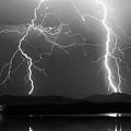 Lightning Storm 08.05.09 Bw by James BO  Insogna
