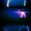 Lightning Storm Progression by James BO Insogna