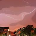 Lightning Strike by Chris Taggart