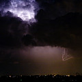 Lightning Thunderstorm Cell 08-15-10 by James BO  Insogna