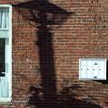 Lightpost Shadow by Stacey  Highfield