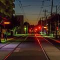 Lightrail by David Tibbs