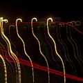 Lights Abstract07 by Svetlana Sewell