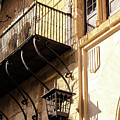 Lights And Shadows In Palma De Mallorca by Andrea Mazzocchetti