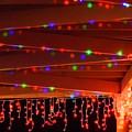 Lights At Christmas by D Hackett