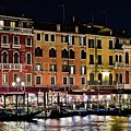 Lights Of Venice by Frozen in Time Fine Art Photography