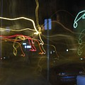 Lights That Attack Cars Two by Thomas Valentine
