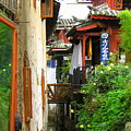 Lijiang Back Canal by Carla Parris