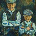Durham Boys by Angelique Bowman