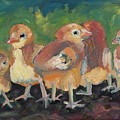 Lil' Chicks by Susan  Spohn
