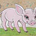 Lil Piglet by Maria Bolton-Joubert