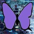 Lila Papillon by Jean jacques Bossa