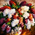 Lilac For My Beloved by Leonid Afremov