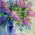Lilac by Olha Darchuk