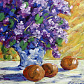 Lilac by Richard T Pranke