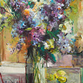 Lilacs And Lemons by Blake Originals - Marjorie and Beverly