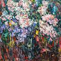 Lilacs by Nikolay Malafeev