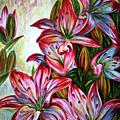 Lilies by Harsh Malik