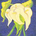 Lilies by Rachel Zuniga