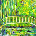 Lillies by Paul Sandilands