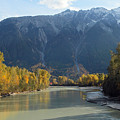 Lillooet River by Pierre Leclerc Photography